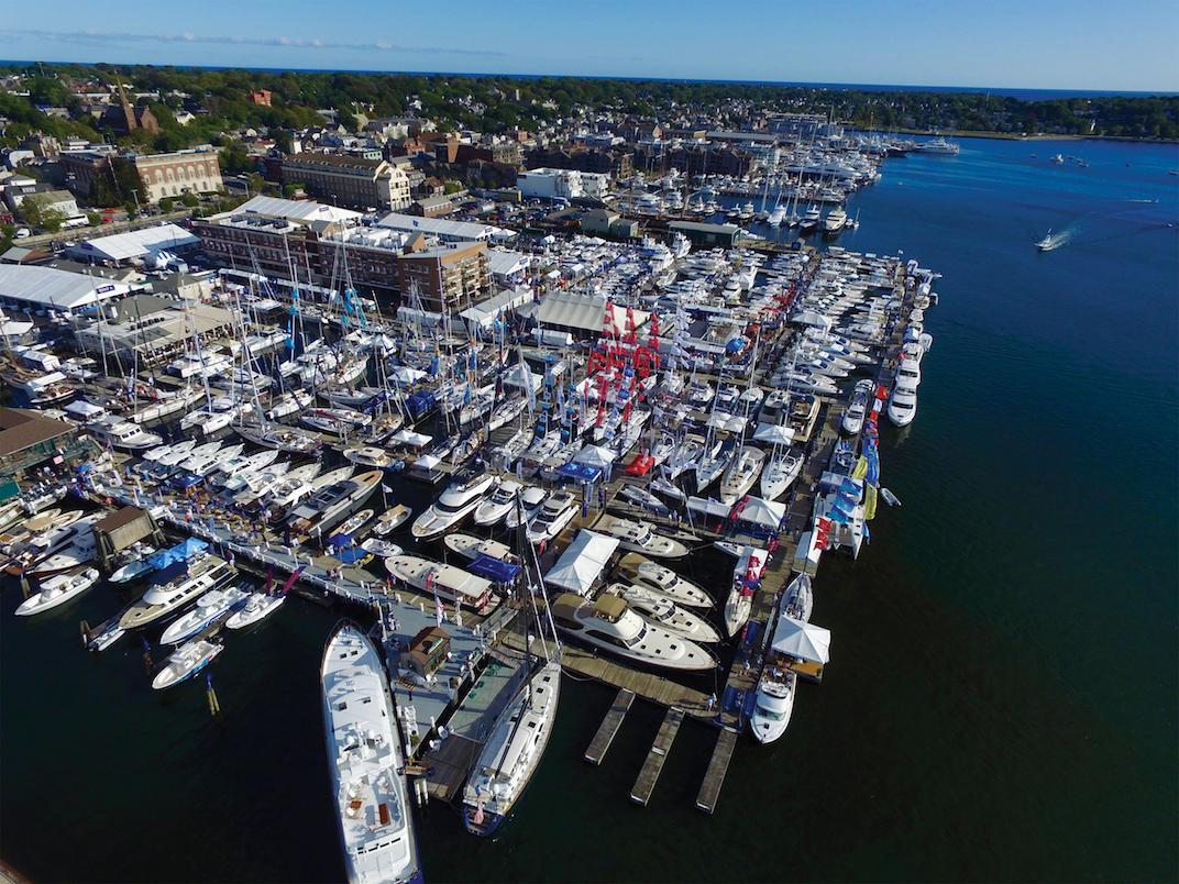 Newport International Boat Show image 0