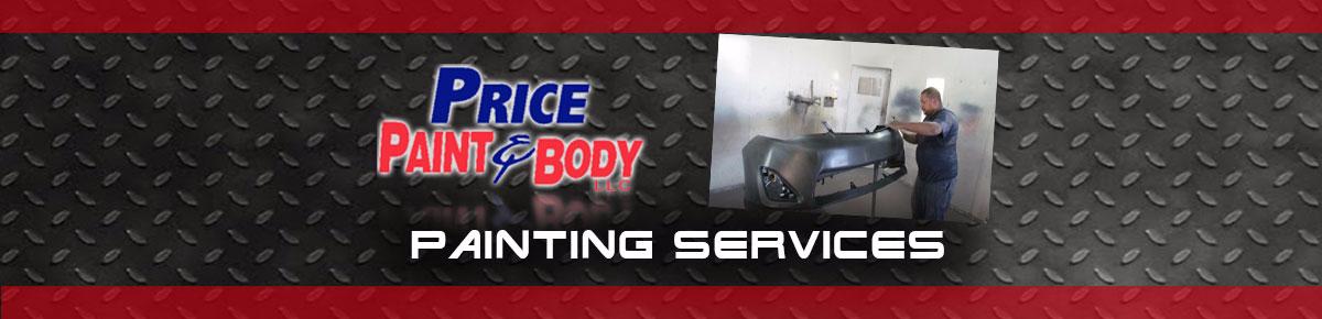 Price Paint & Body LLC image 2