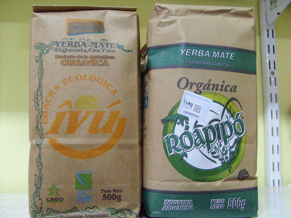 Con Aroma a Pan Verdulería Frutería Orgánica Dietética