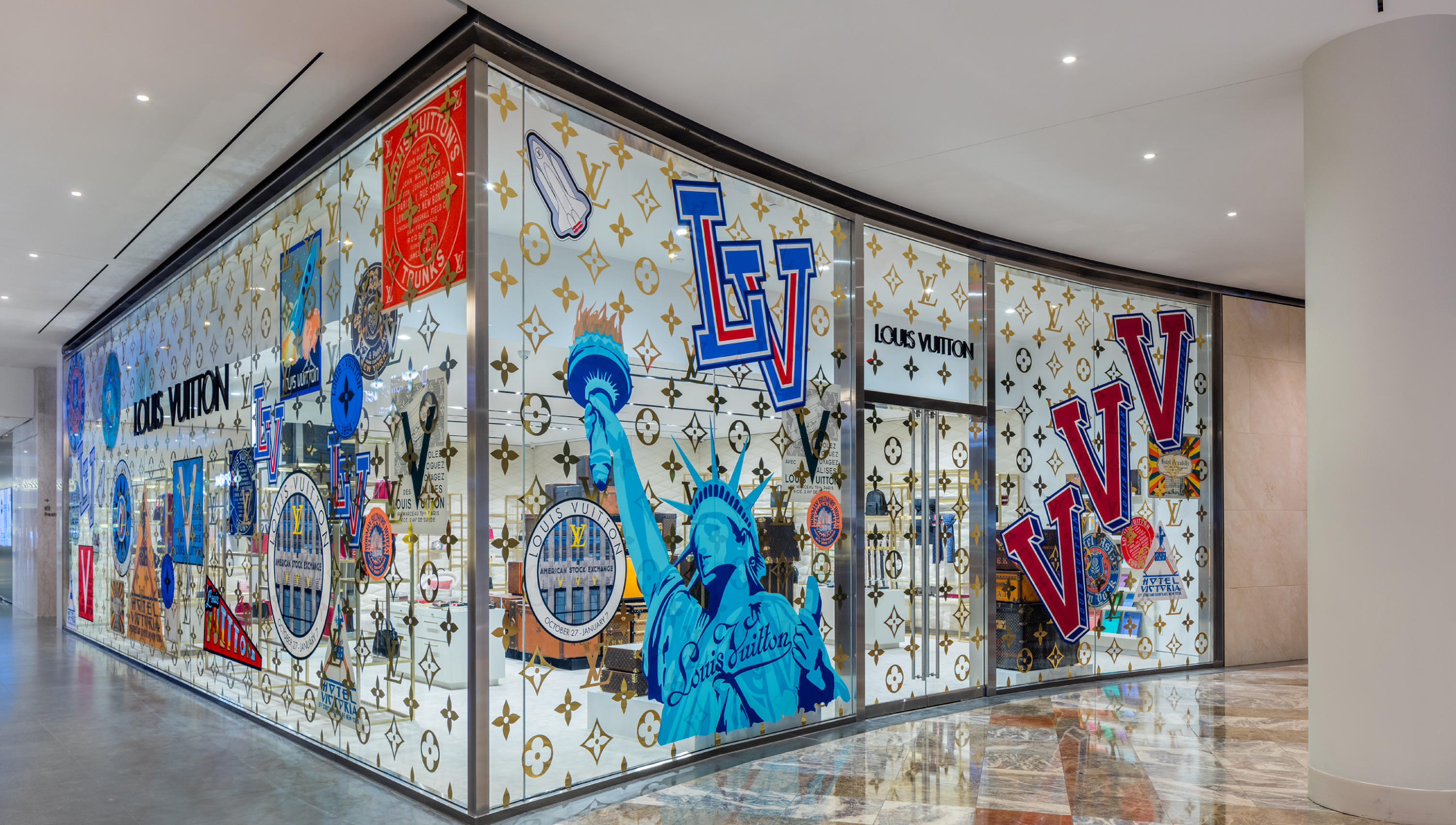 Louis Vuitton at Brookfield Place image 0