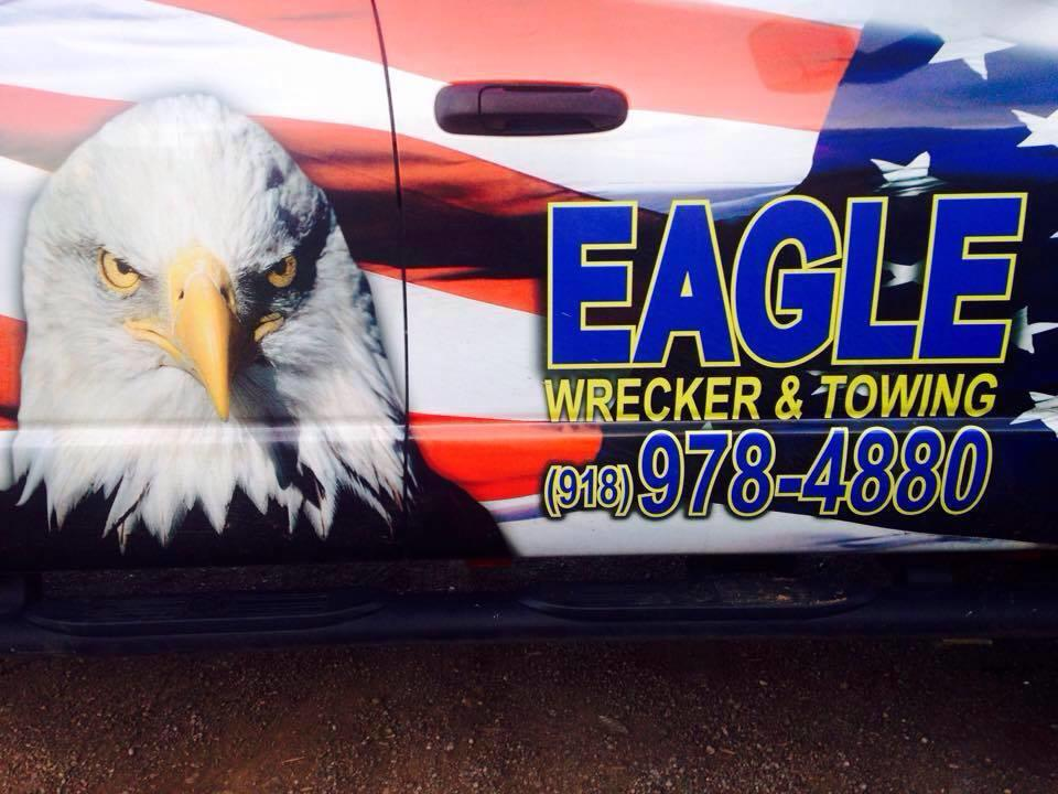 Eagle Wrecker and Towing image 0