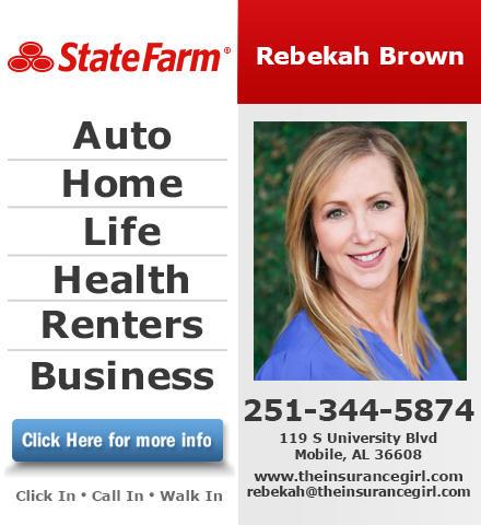 Rebekah Brown - State Farm Insurance Agent image 0