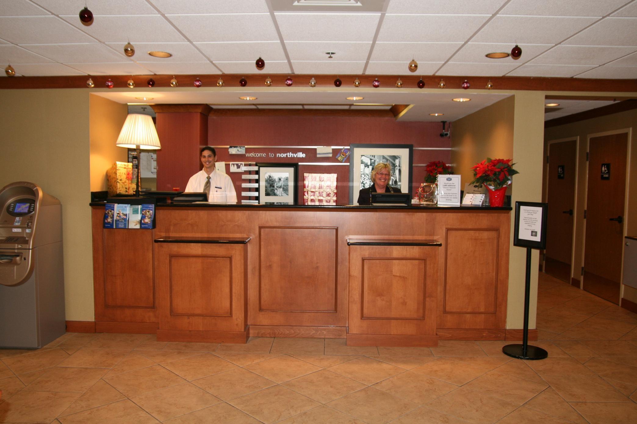 Hampton Inn Detroit/Northville image 3