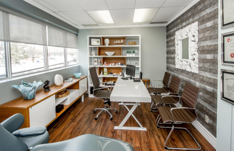 Clinique d'Orthodontie Dr André Guay à Gatineau