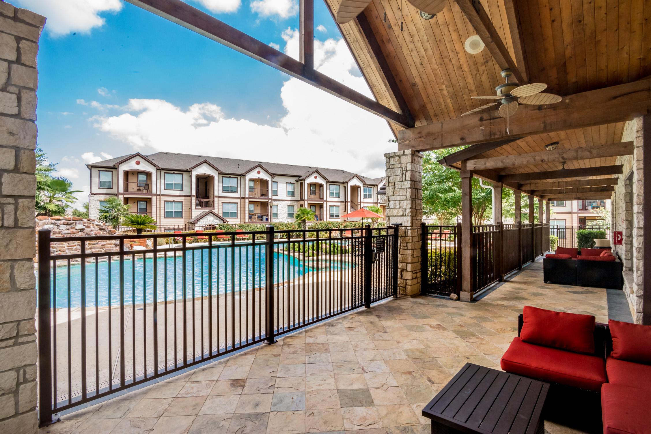 Boulder Creek Apartment Homes 12330 Vance Jackson Road San Antonio ...