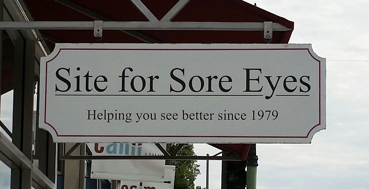 Site for Sore Eyes image 3