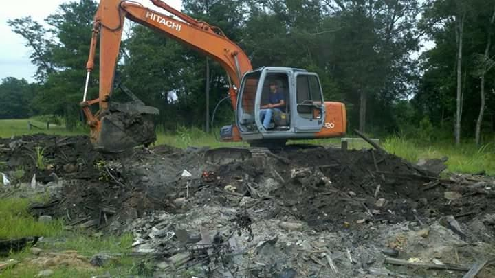 OHLF Backhoe Excavation and Septic Systems image 4