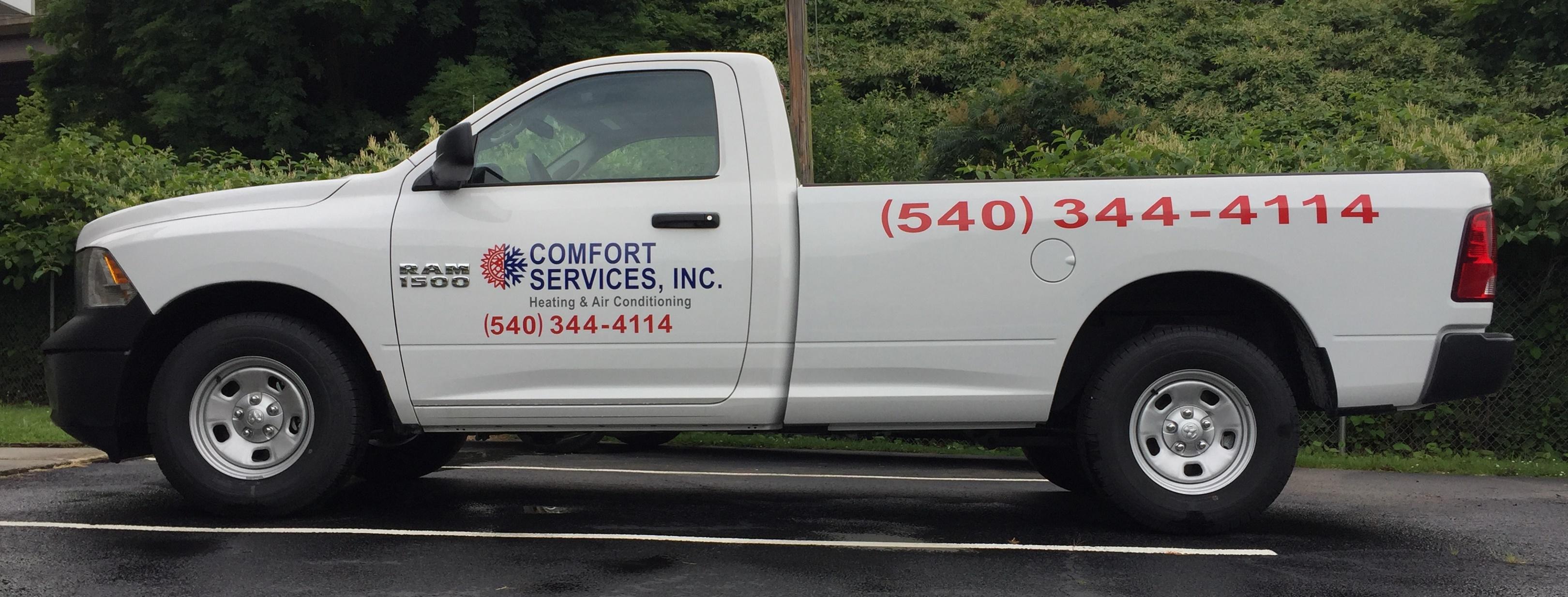 Comfort Services Inc image 0