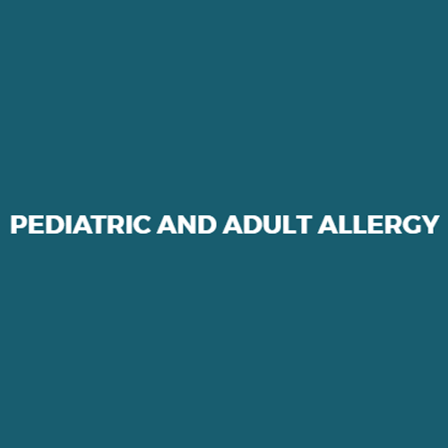 Pediatric & Adult Allergy P C