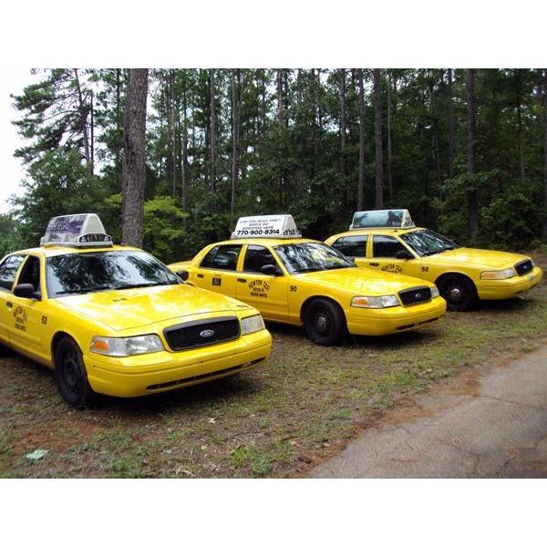 Fulton County Cab Company