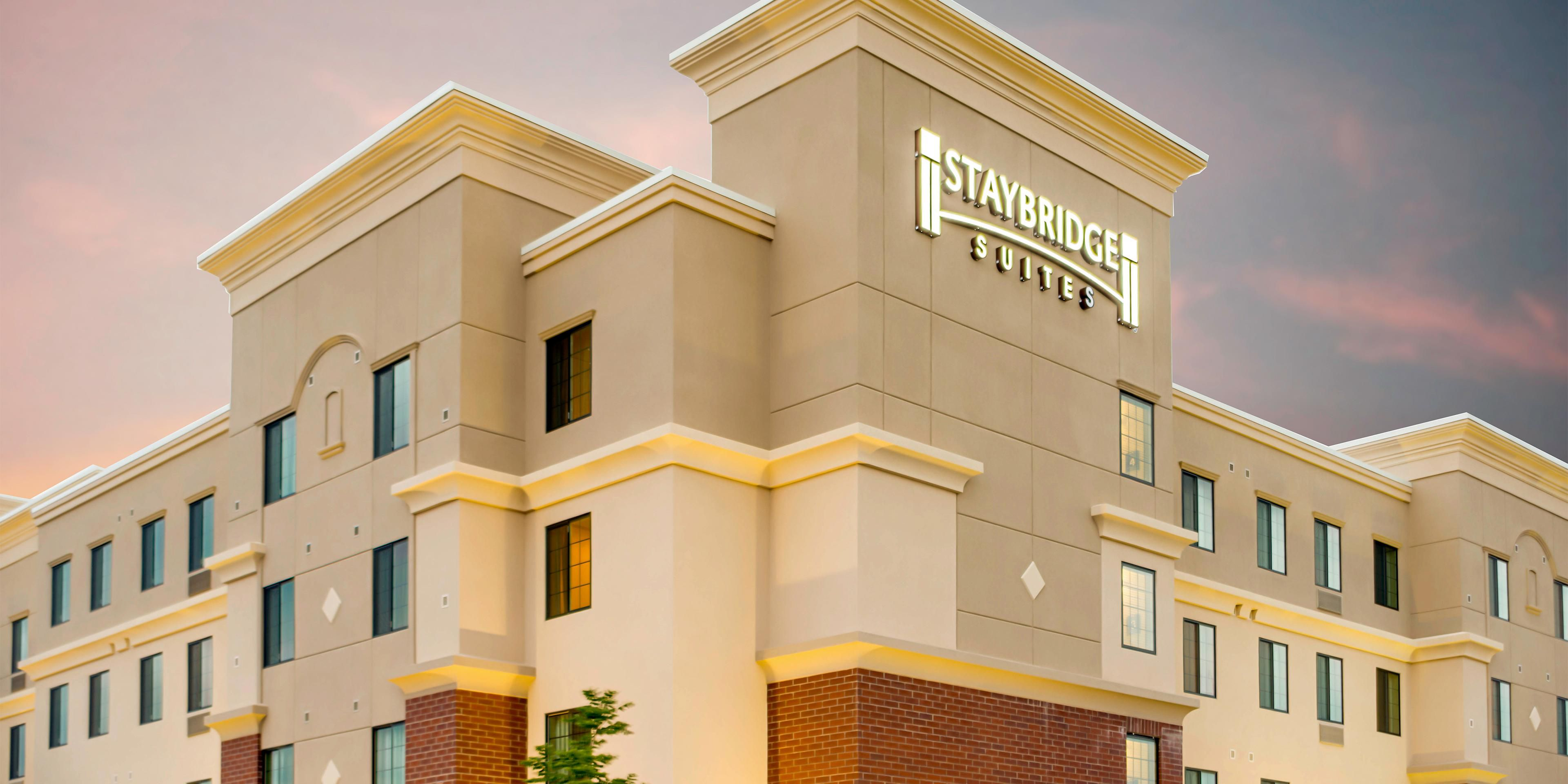 Staybridge Suites Denver Stapleton At 8101 Northfield Blvd