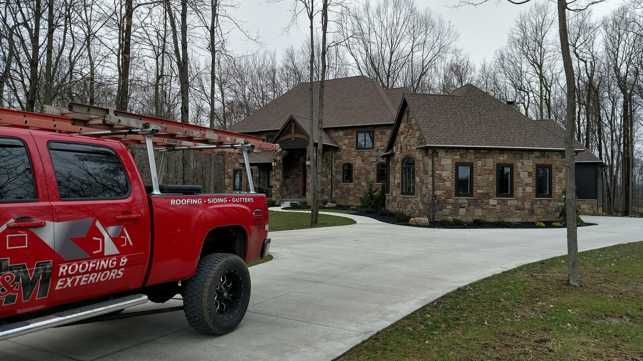 H & M Roofing And Exteriors LLC image 17