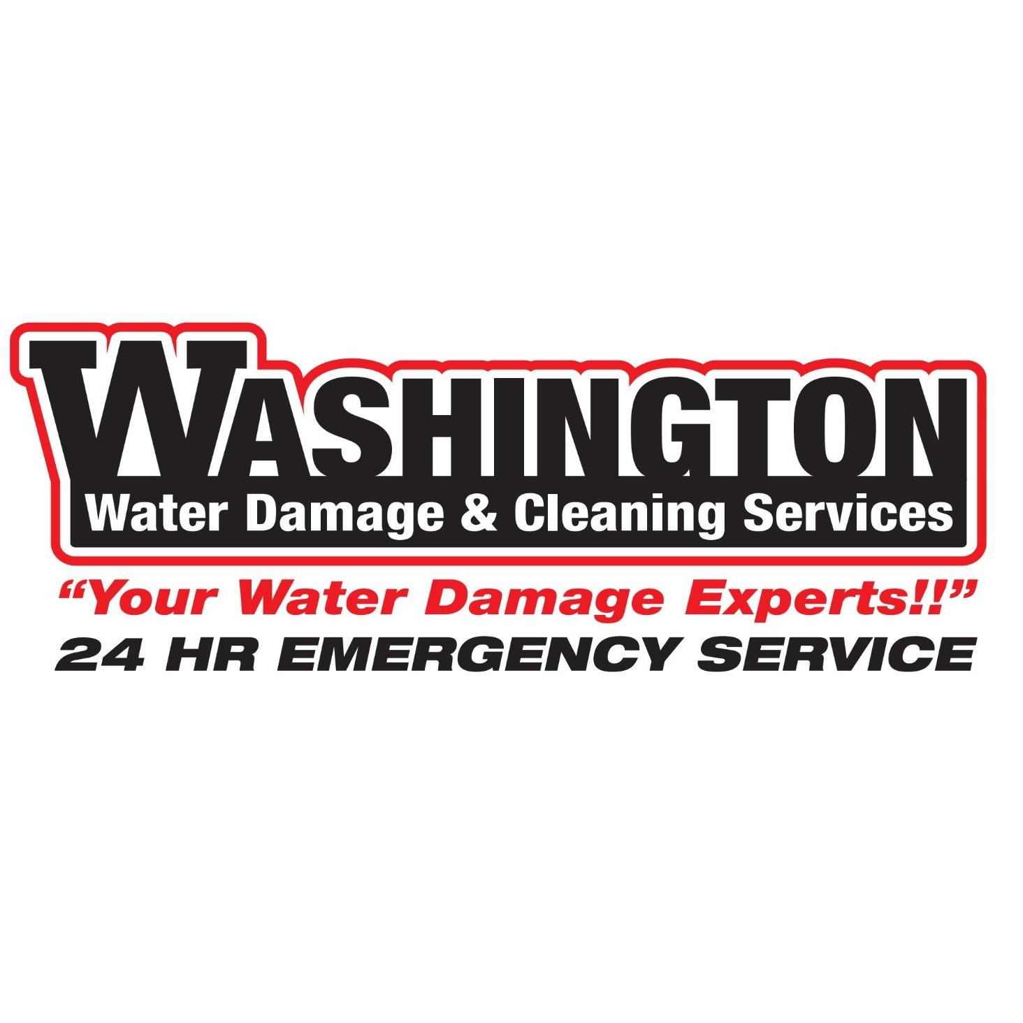 Washington Water Damage & Cleaning Services