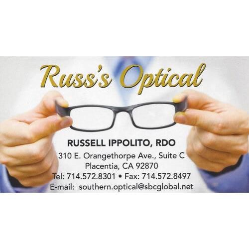Russ's Optical image 0
