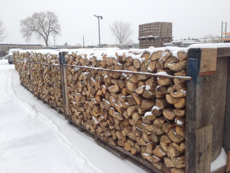 Martial Excavation Inc à Saint-Hubert: Fire Wood