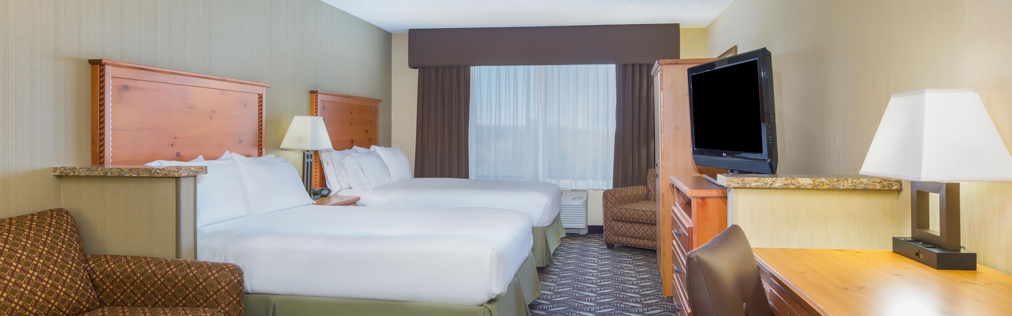 Holiday Inn Express Billings East image 1