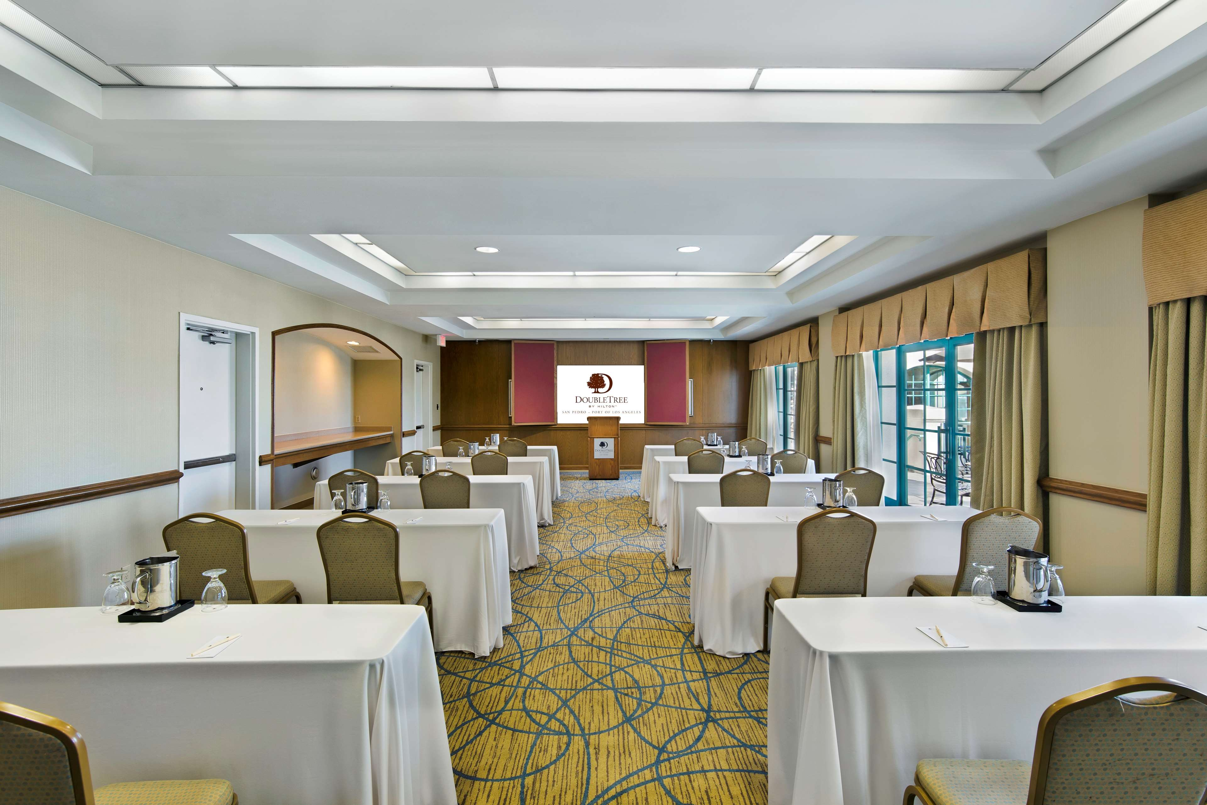 DoubleTree by Hilton Hotel San Pedro - Port of Los Angeles image 29