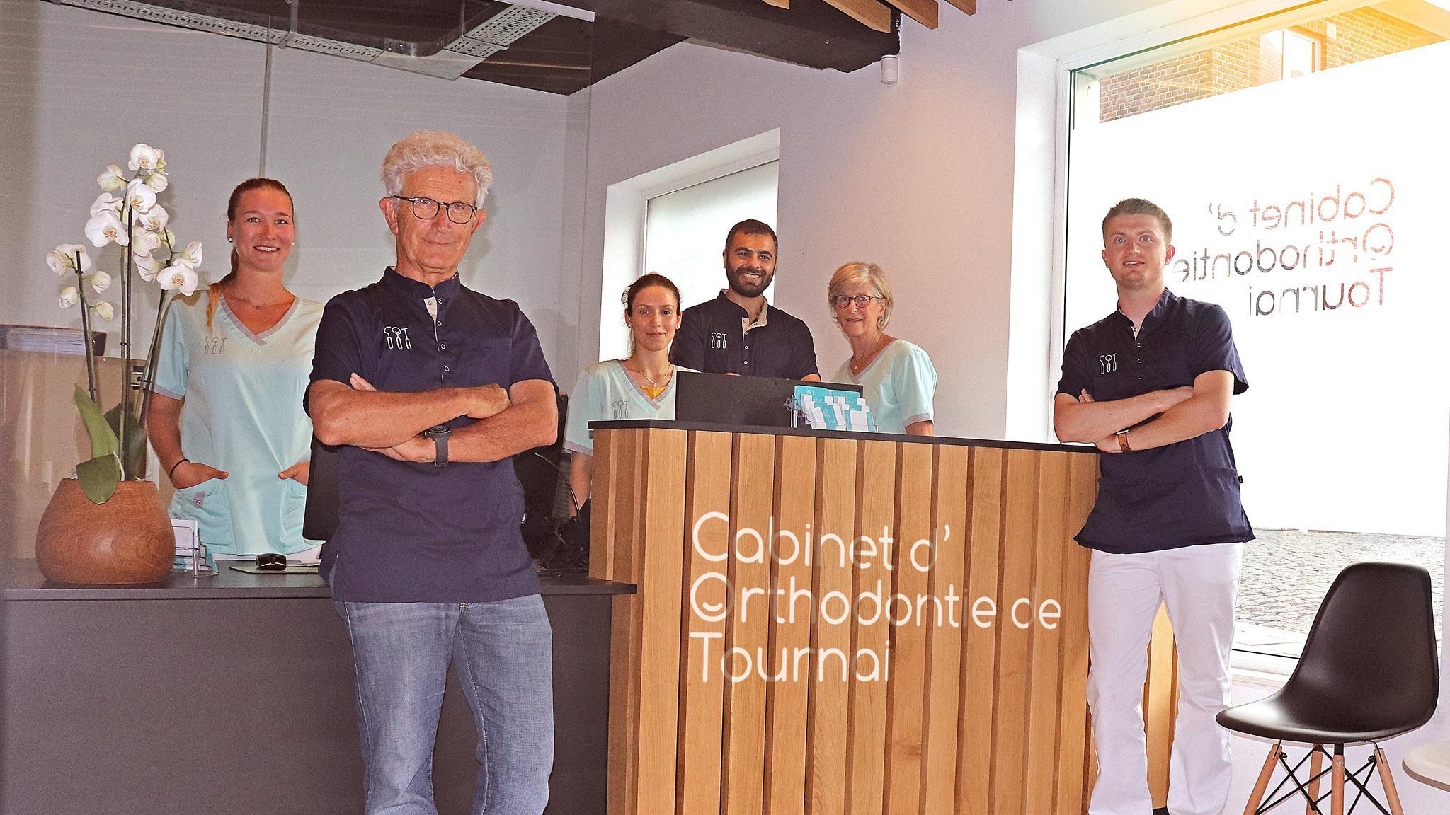 Cabinet d'Orthodontie de Tournai