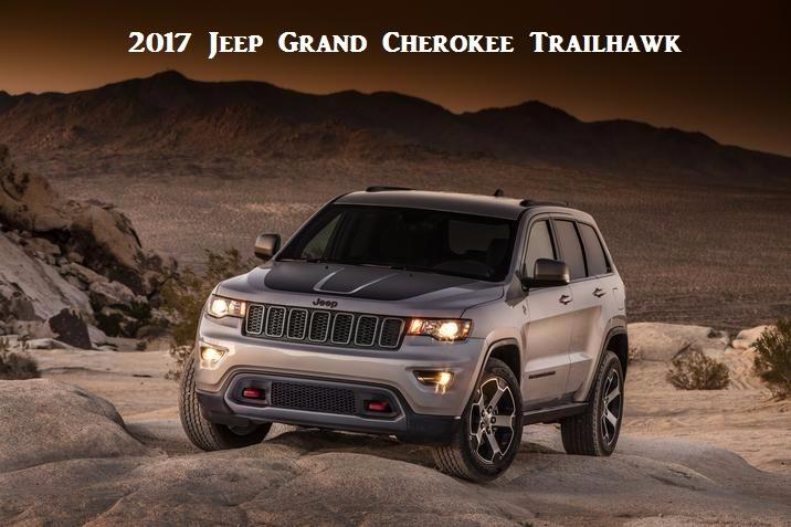 2017 Jeep Grand Cherokee Trailhawk For Sale in Appleton, WI