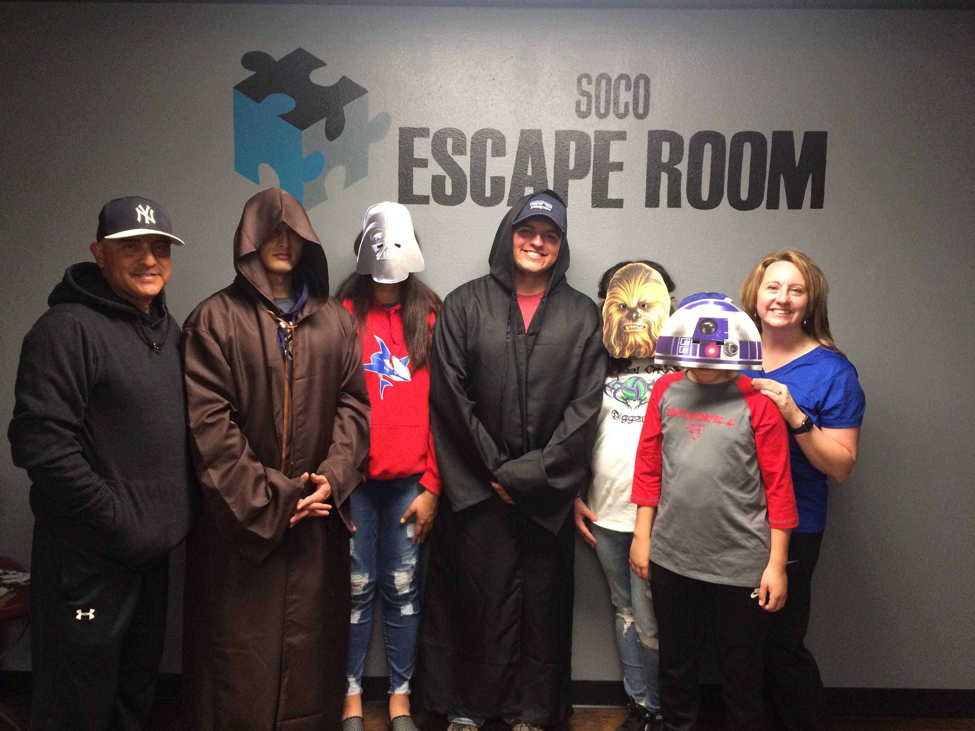 SoCo Escape Room image 11