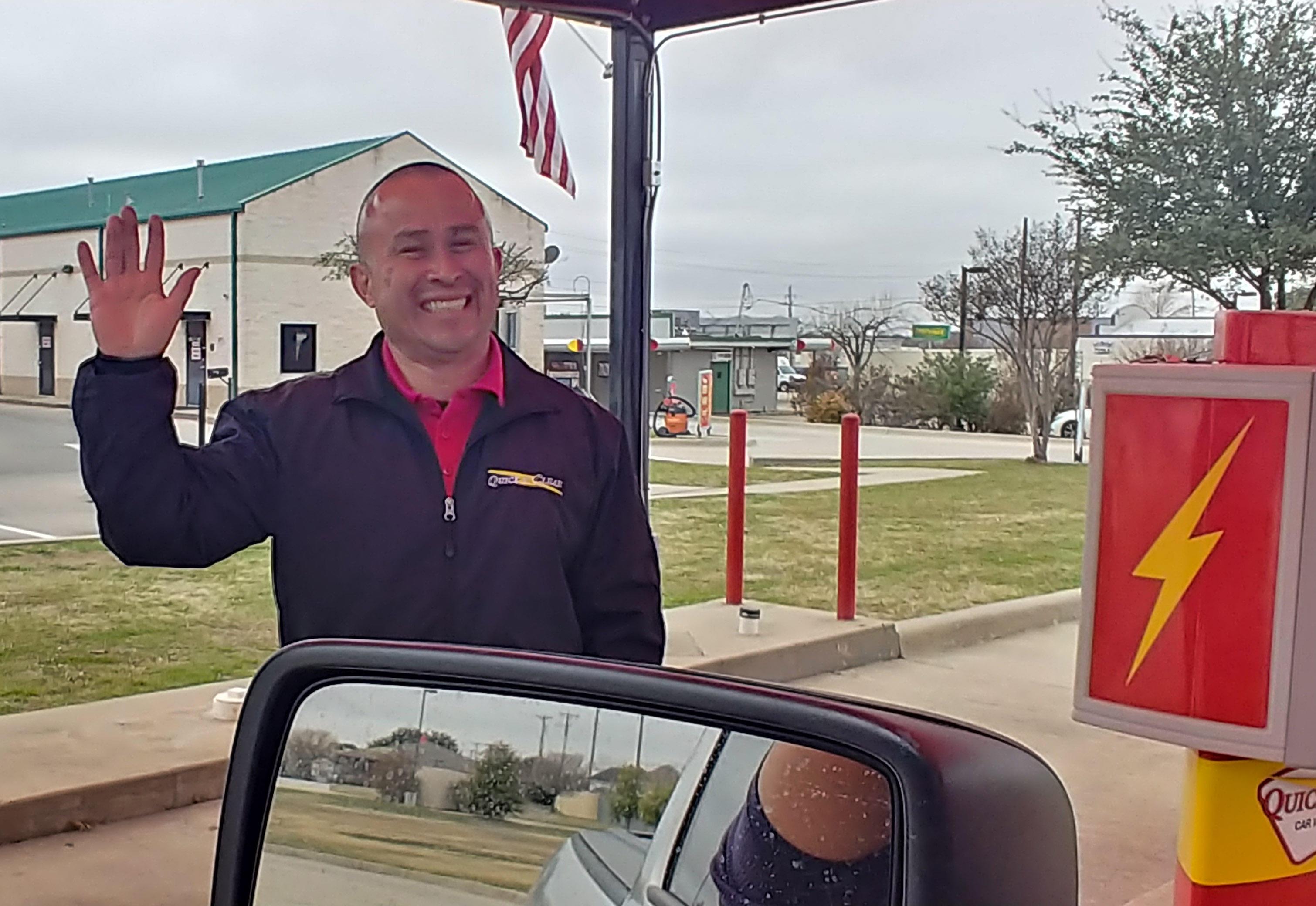 Quick N Clean Car Wash - ALLEN, TX - GRAND OPENING!