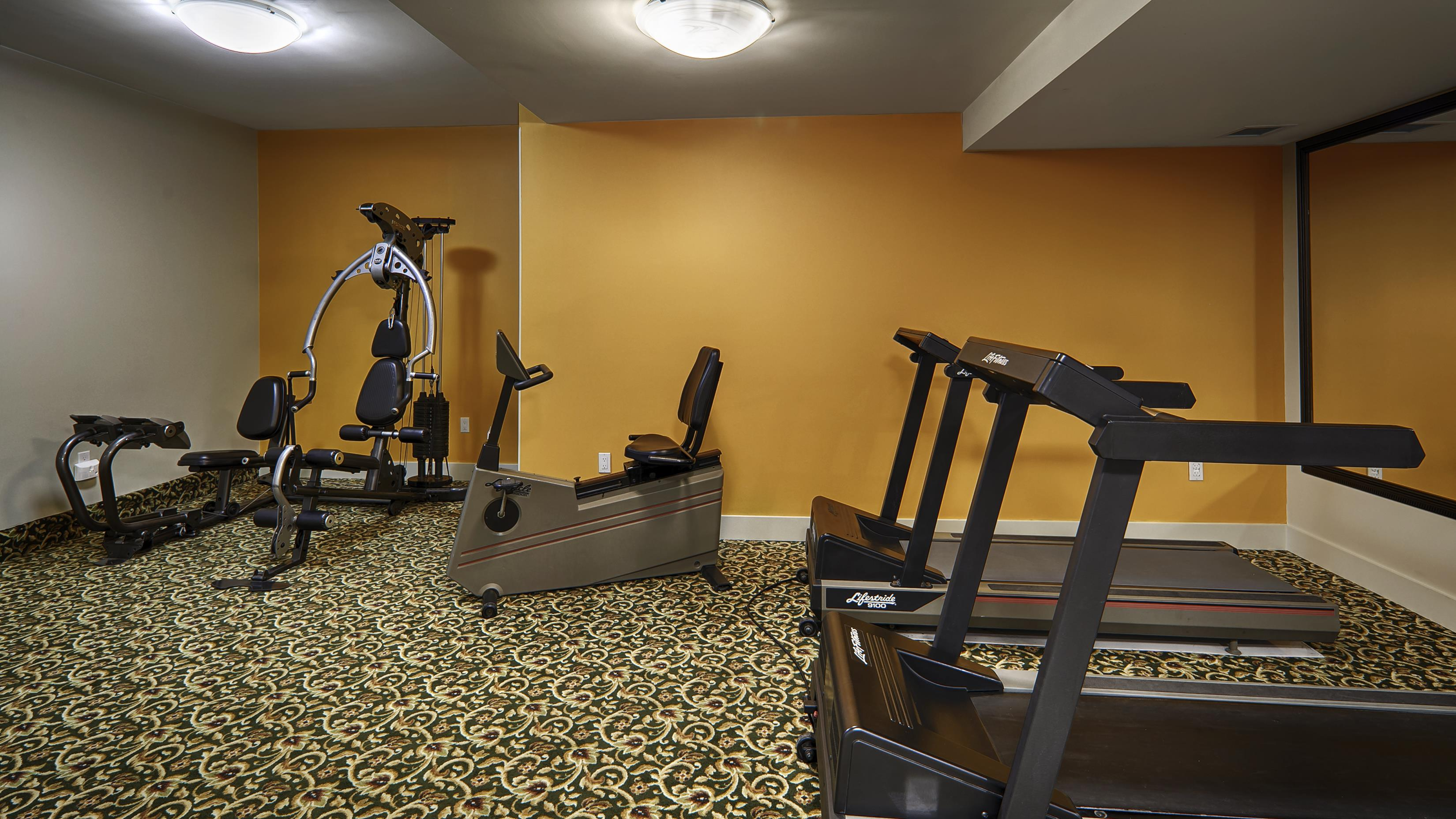 Best Western Peace Arch Inn in Surrey: Fitness Centre