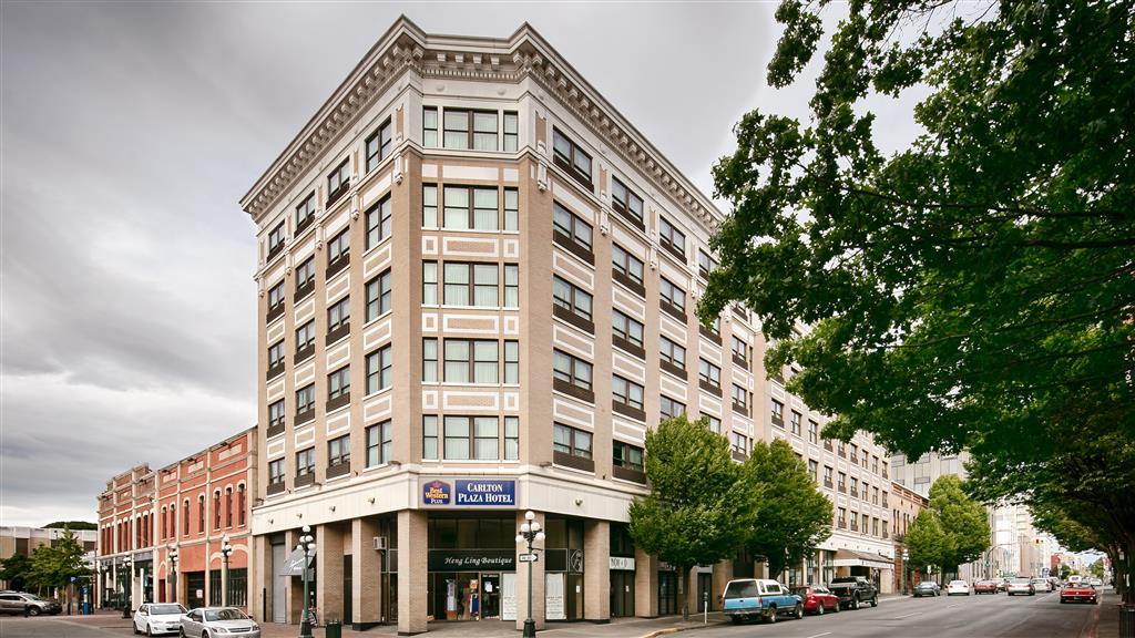 Best Western Plus Carlton Plaza Hotel in Victoria: BEST WESTERN PLUS Carlton Plaza Hotel