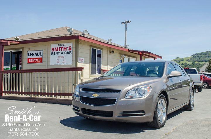 Smith S Rent A Car Santa Rosa Ca