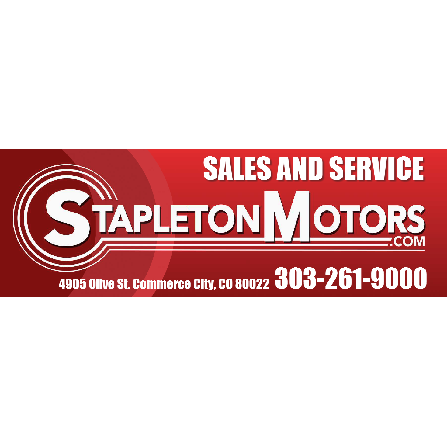 Stapleton Motors
