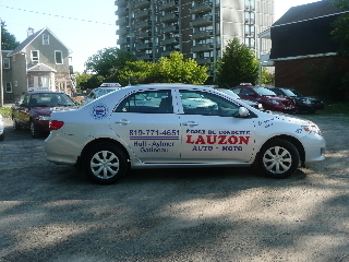 Lauzon Driving School à Gatineau