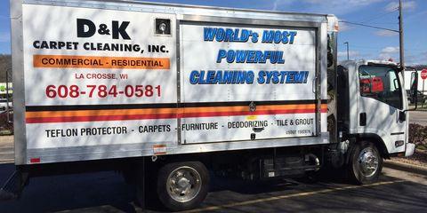 D & K Carpet Cleaning