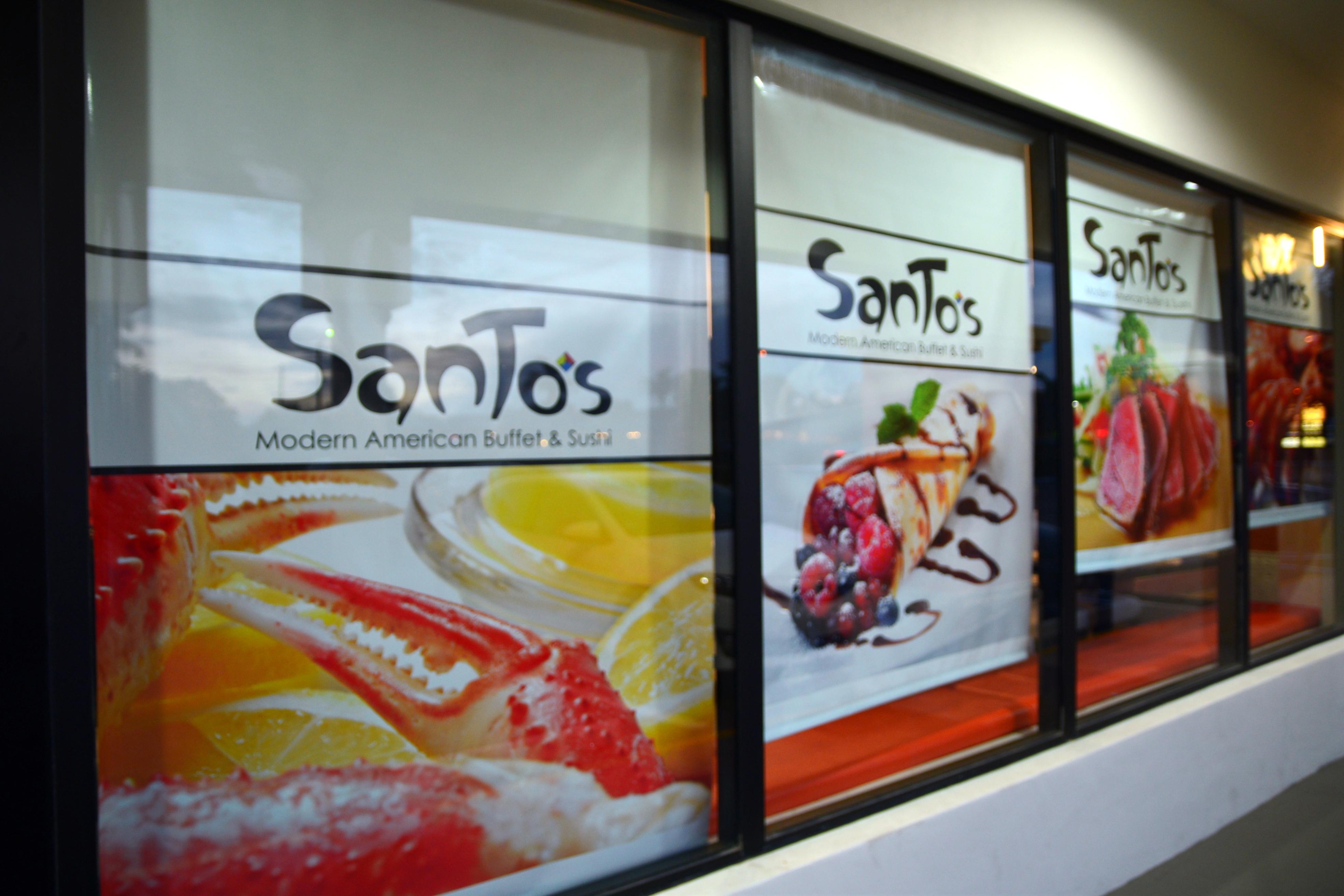 SanTo's Modern American Buffet & Sushi image 0