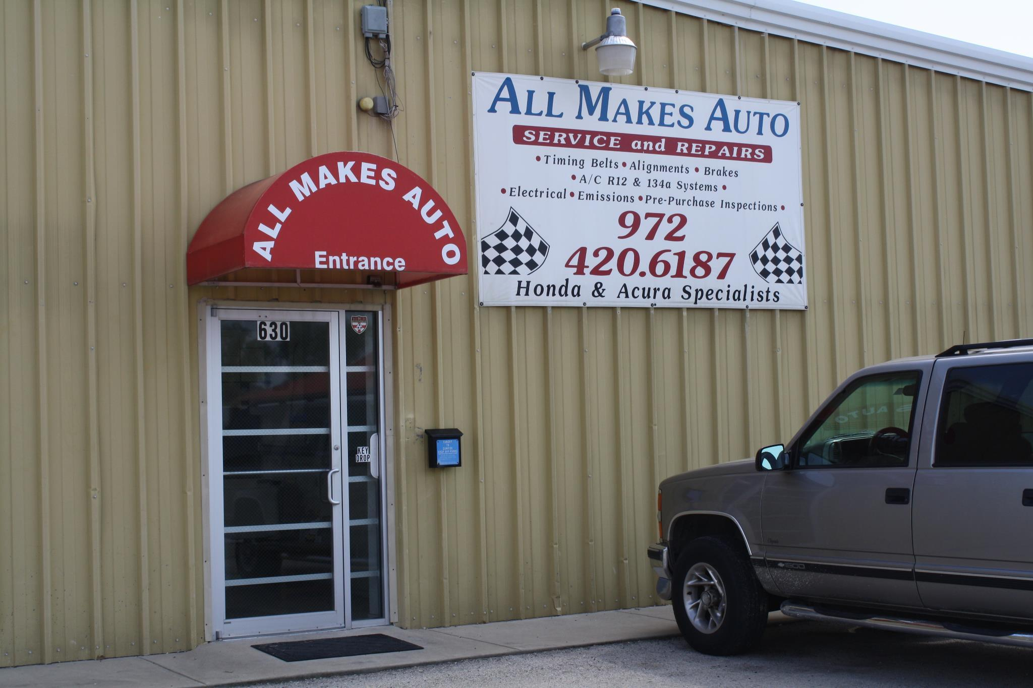 All Makes Any Model Auto Service & Repair image 2