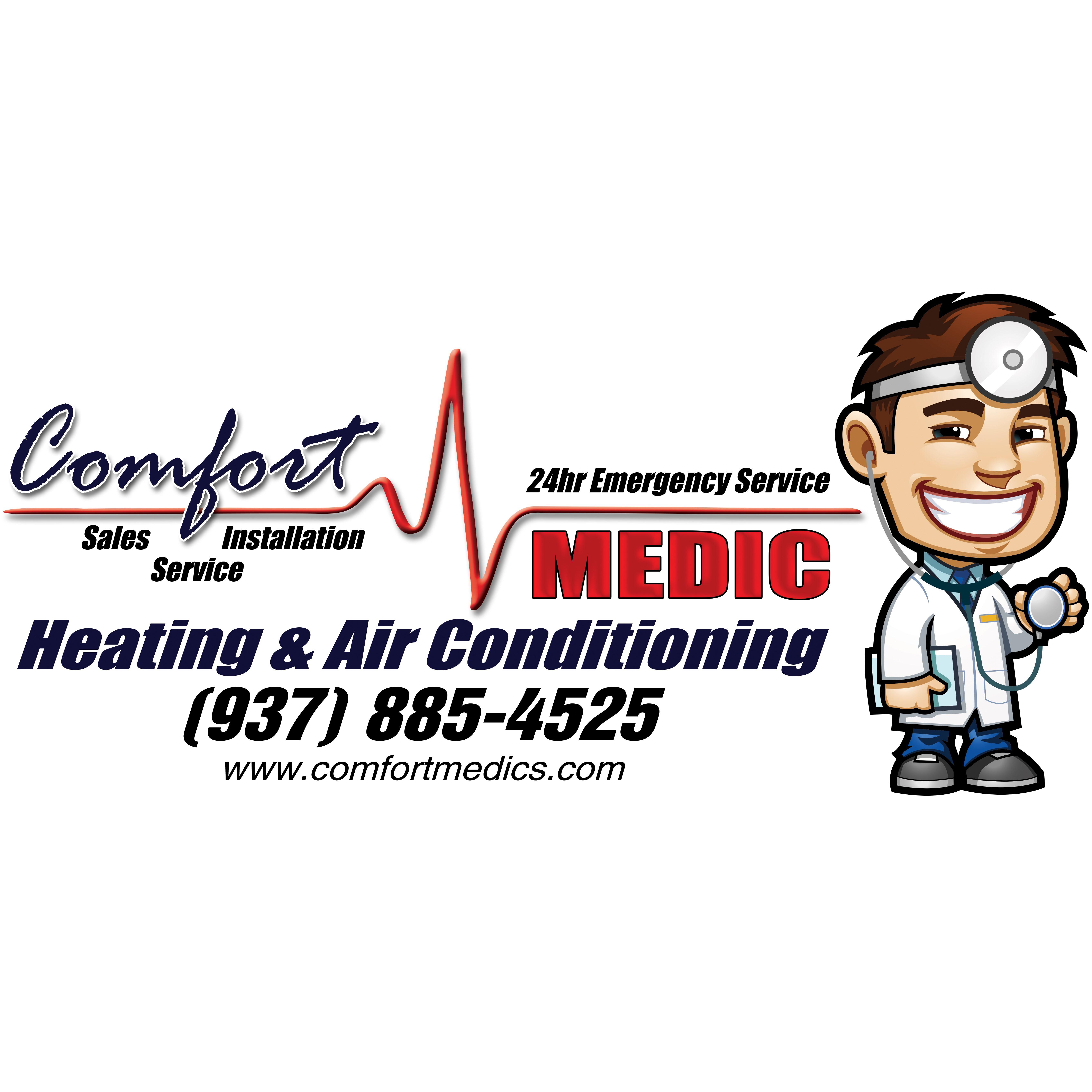 Comfort MEDIC Heating & Air Conditioning - Dayton, OH - Heating & Air Conditioning