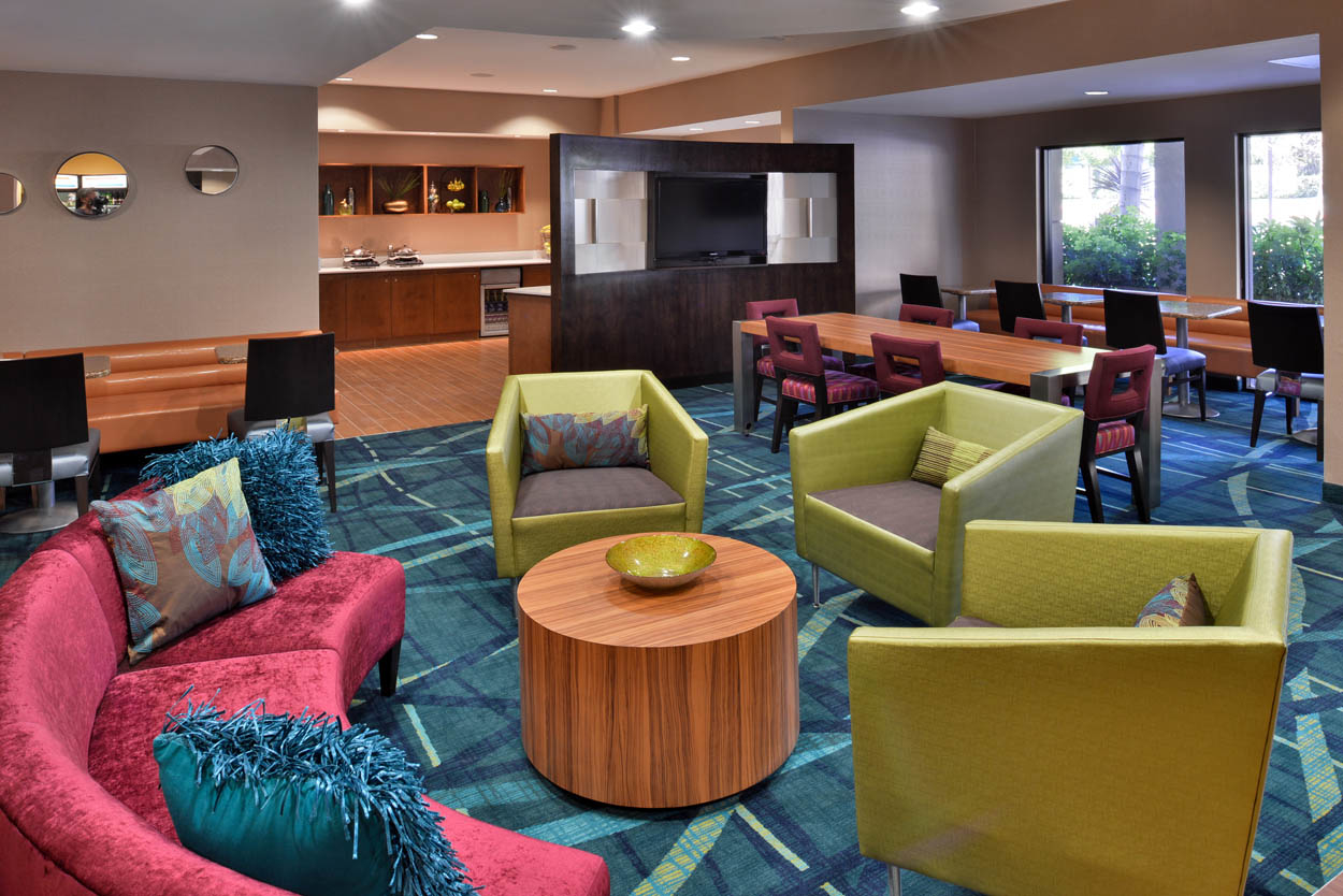 SpringHill Suites by Marriott Pasadena Arcadia image 4