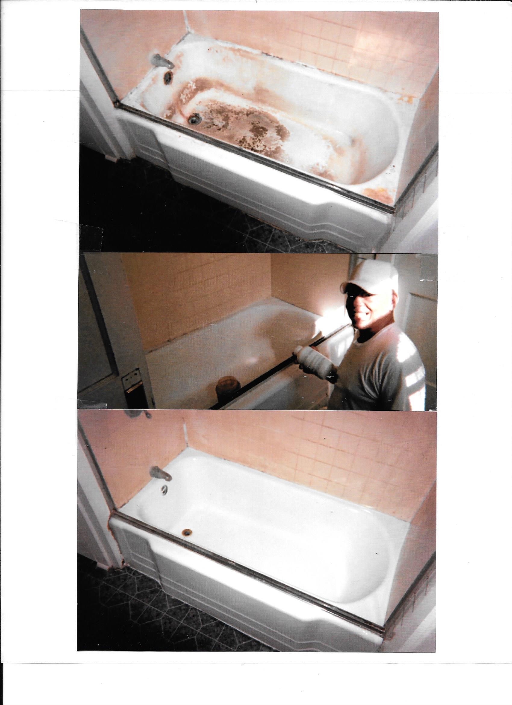 Bathtub Refinishing image 3