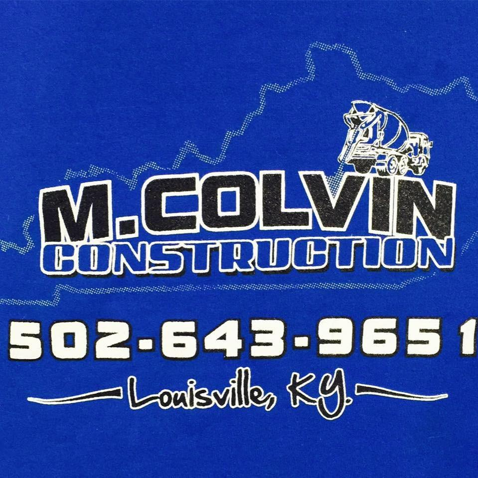 image of M. Colvin Construction Inc.