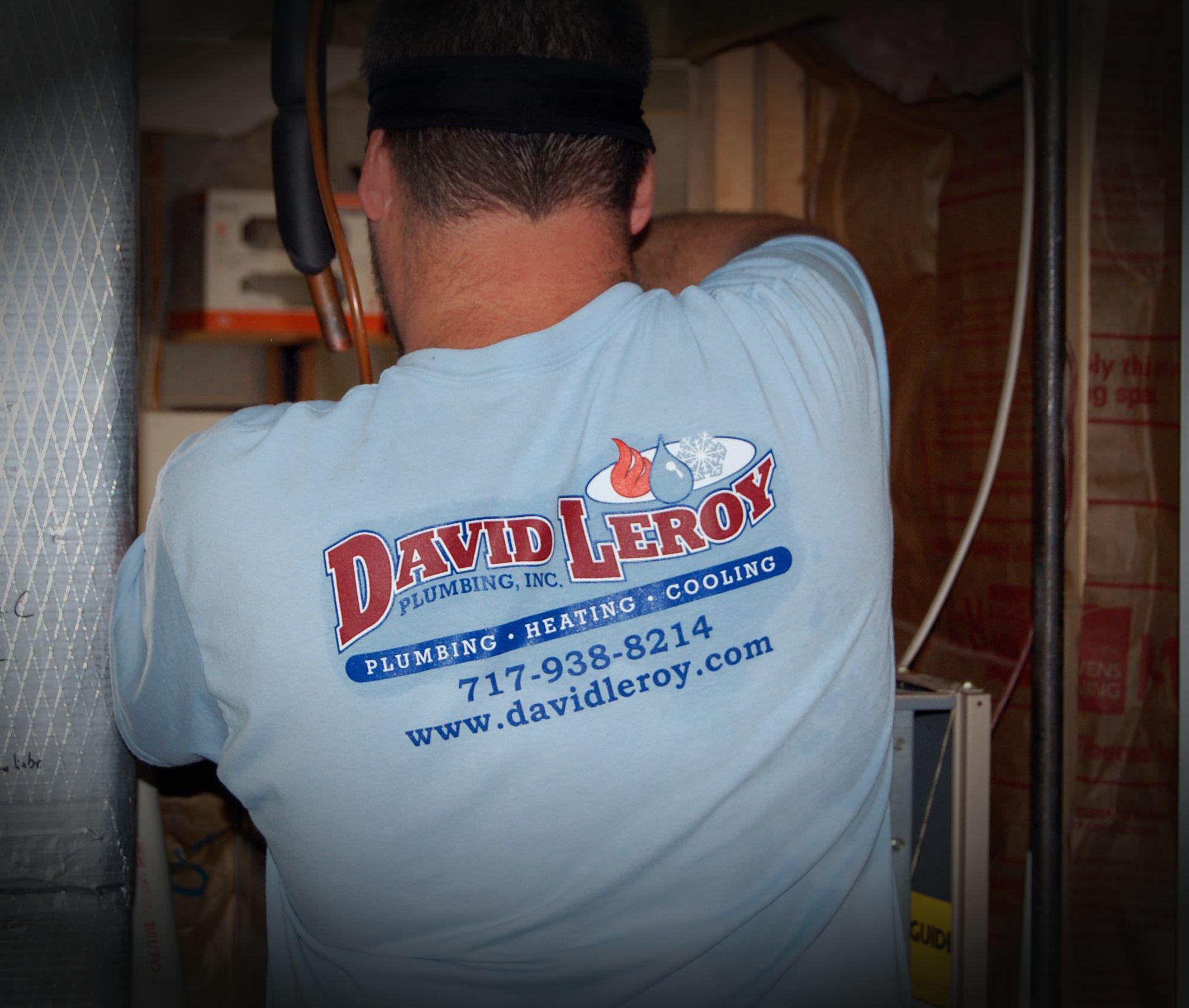 David Leroy Plumbing Inc. in Etters, PA, photo #2