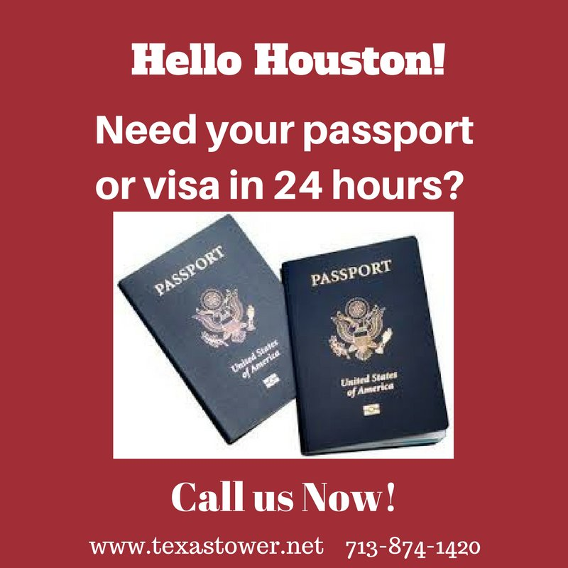 Texas Tower Passport and Visa Services image 9