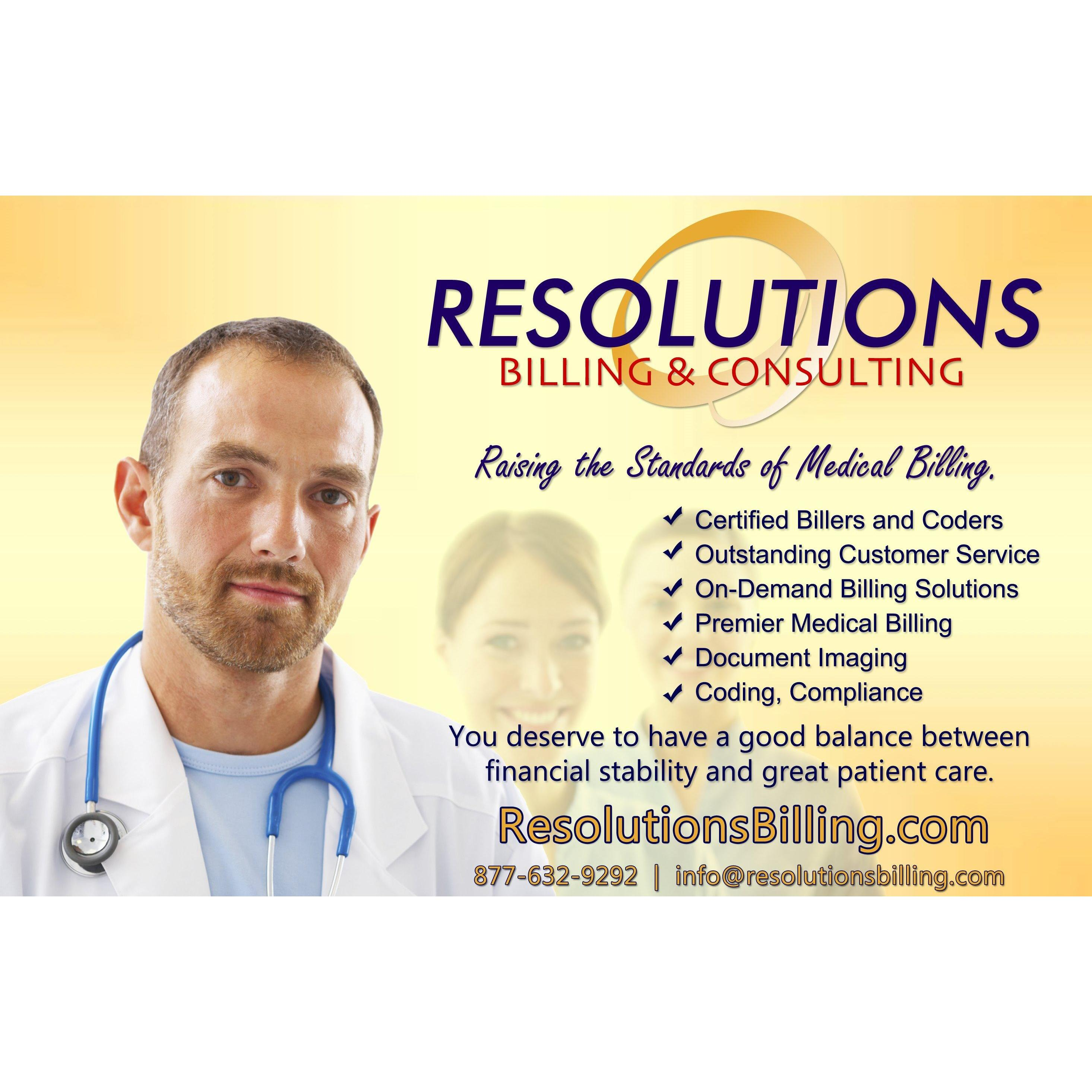 Resolutions Billing & Consulting