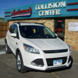 Anderson 39 S Collision Center Auto Body Repair In Sioux