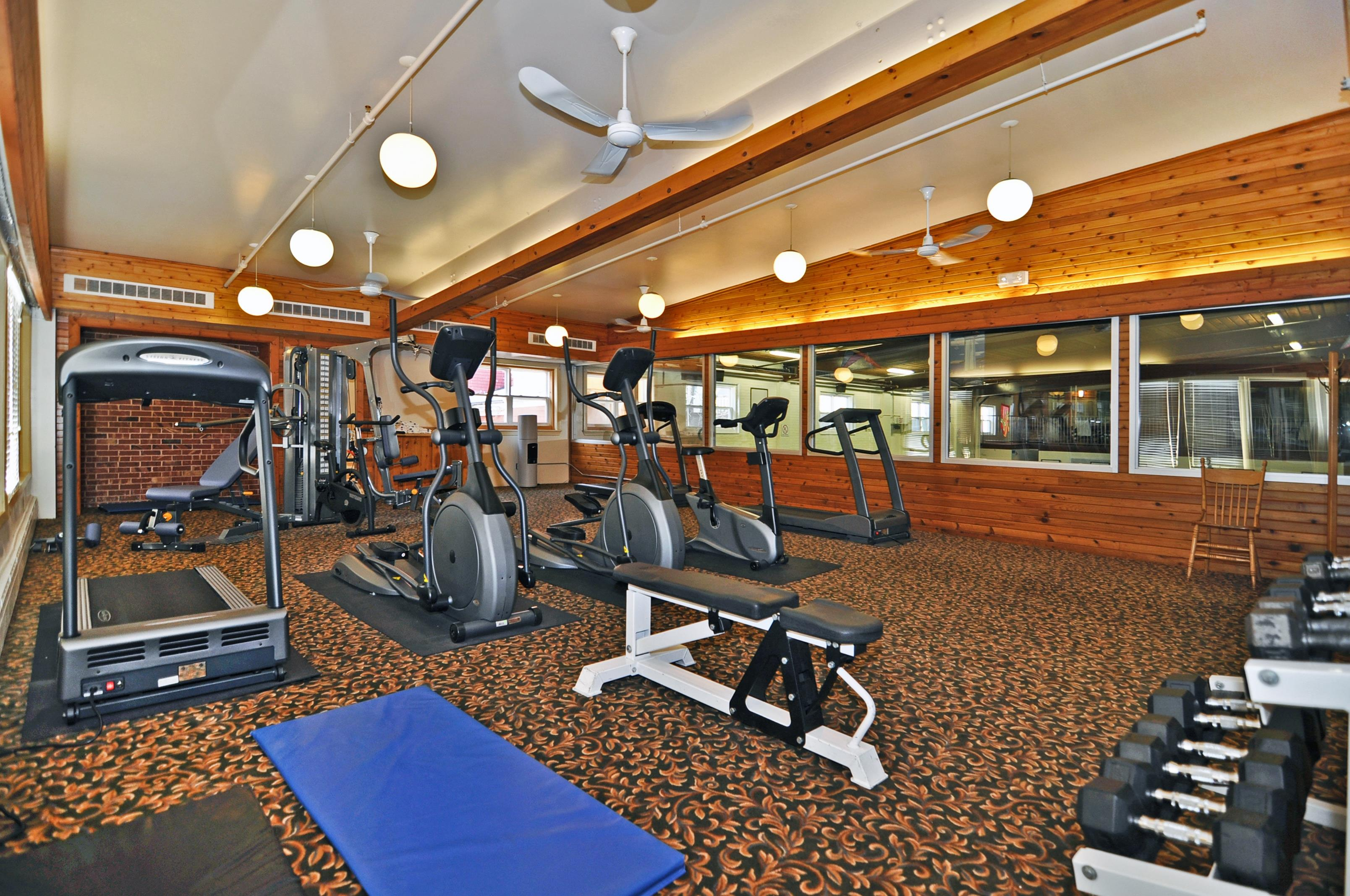 Charlottetown Inn & Conference Centre in Charlottetown: Fitness Center