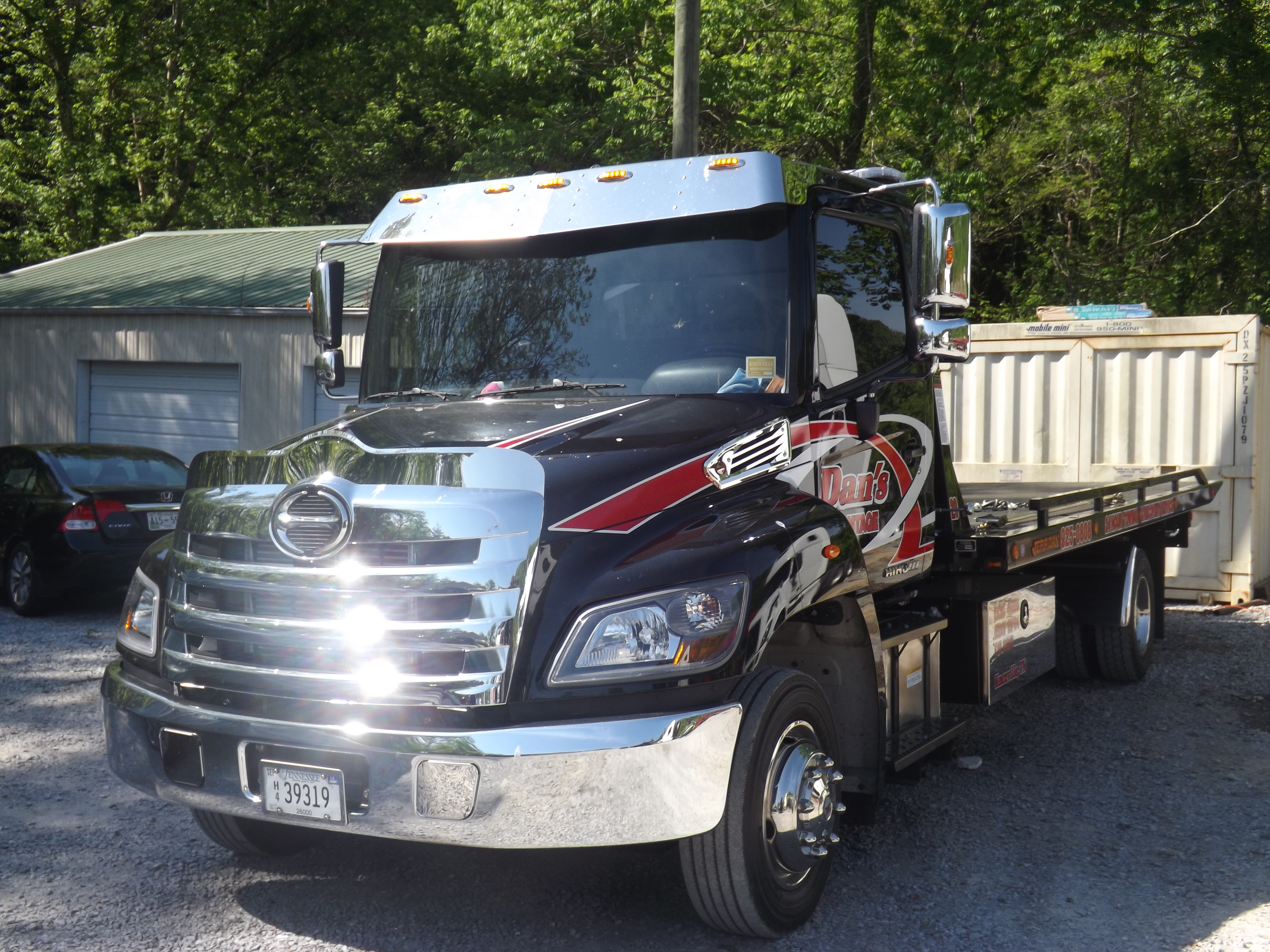 Dan's Advantage Towing & Recovery image 1