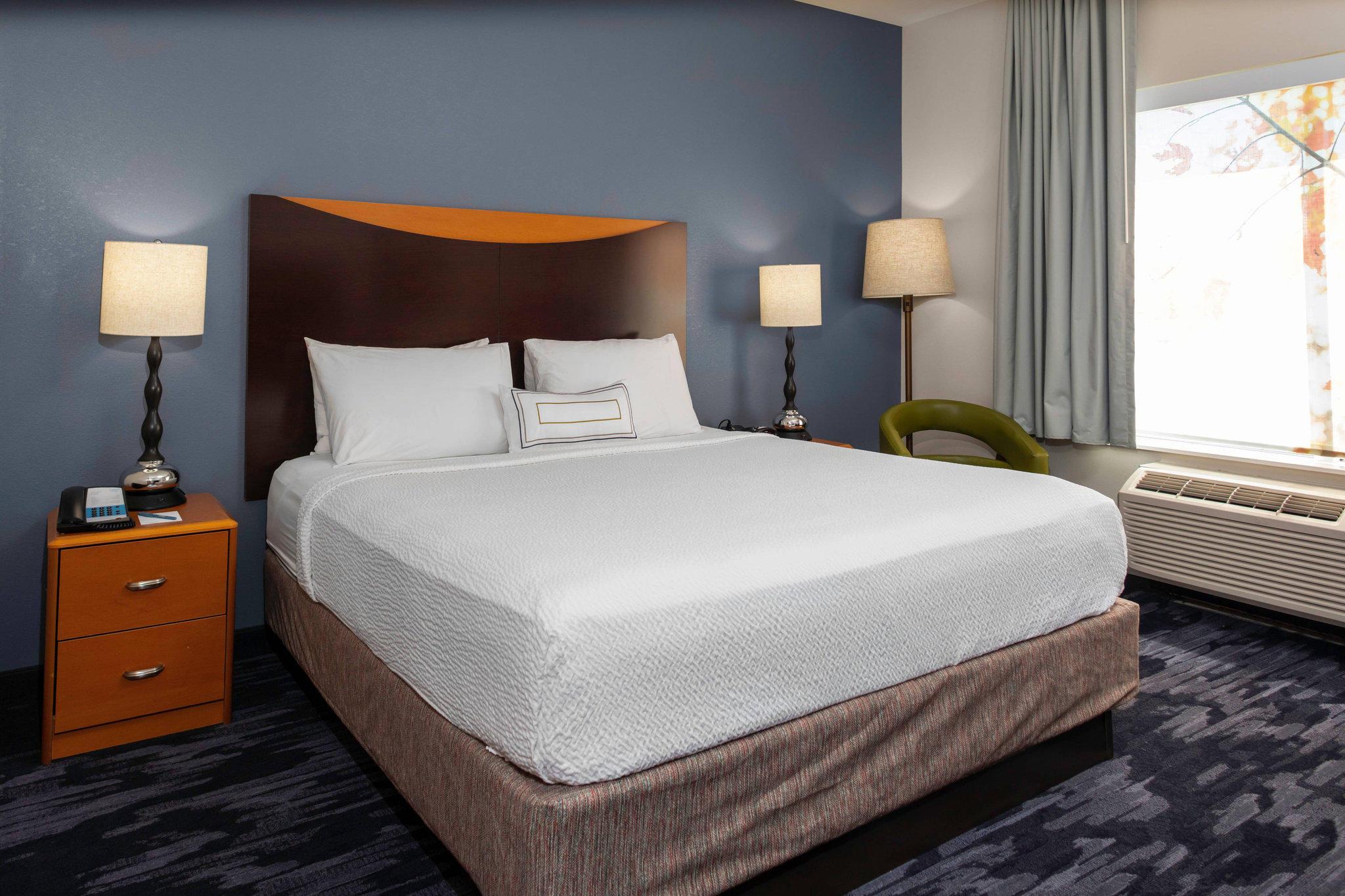Fairfield Inn & Suites by Marriott Wichita Downtown