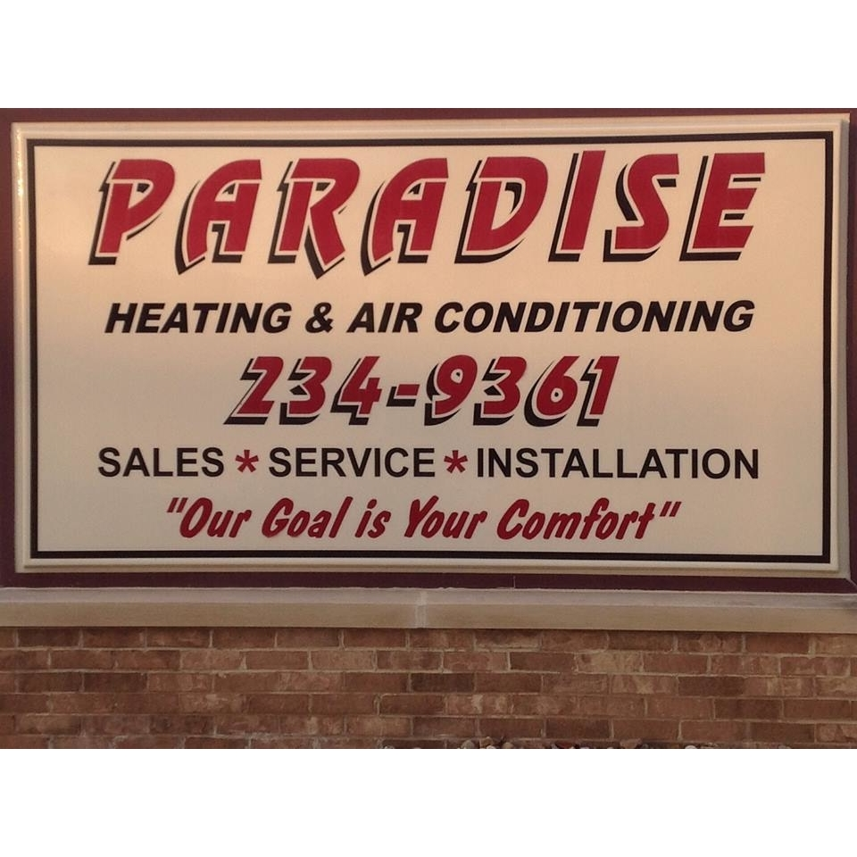 Paradise Heating & Air Conditioning