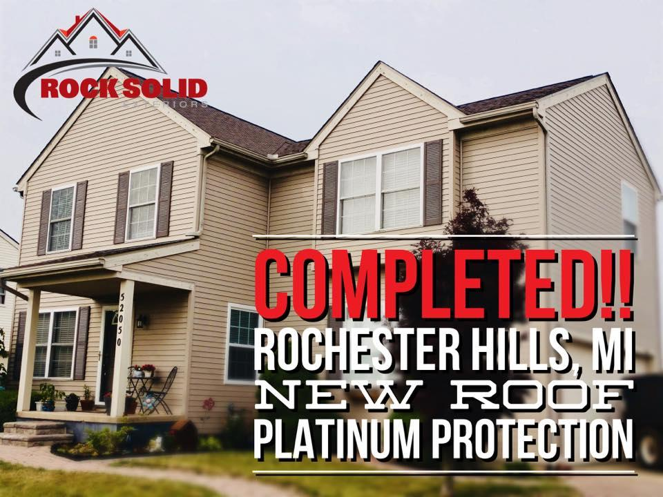 Rock Solid Exteriors - Roofers and Siding Contractors image 51