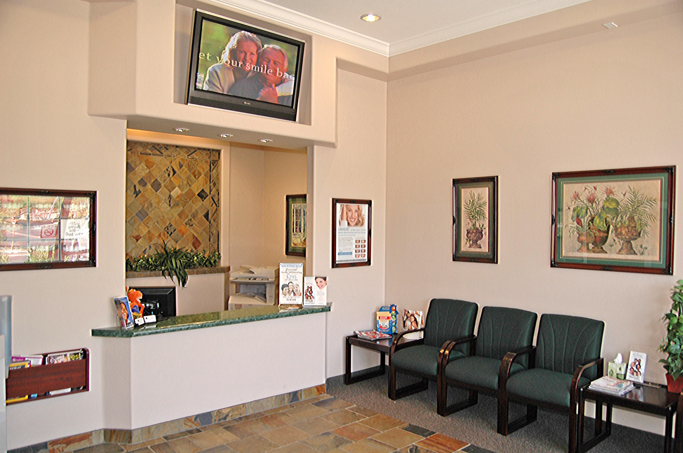 Tatum Smiles Dentistry opened its doors to the Phoenix community in July 2006.