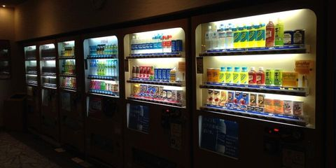 Improve Workplace Productivity With Dothan's Commercial Vending Machine Services
