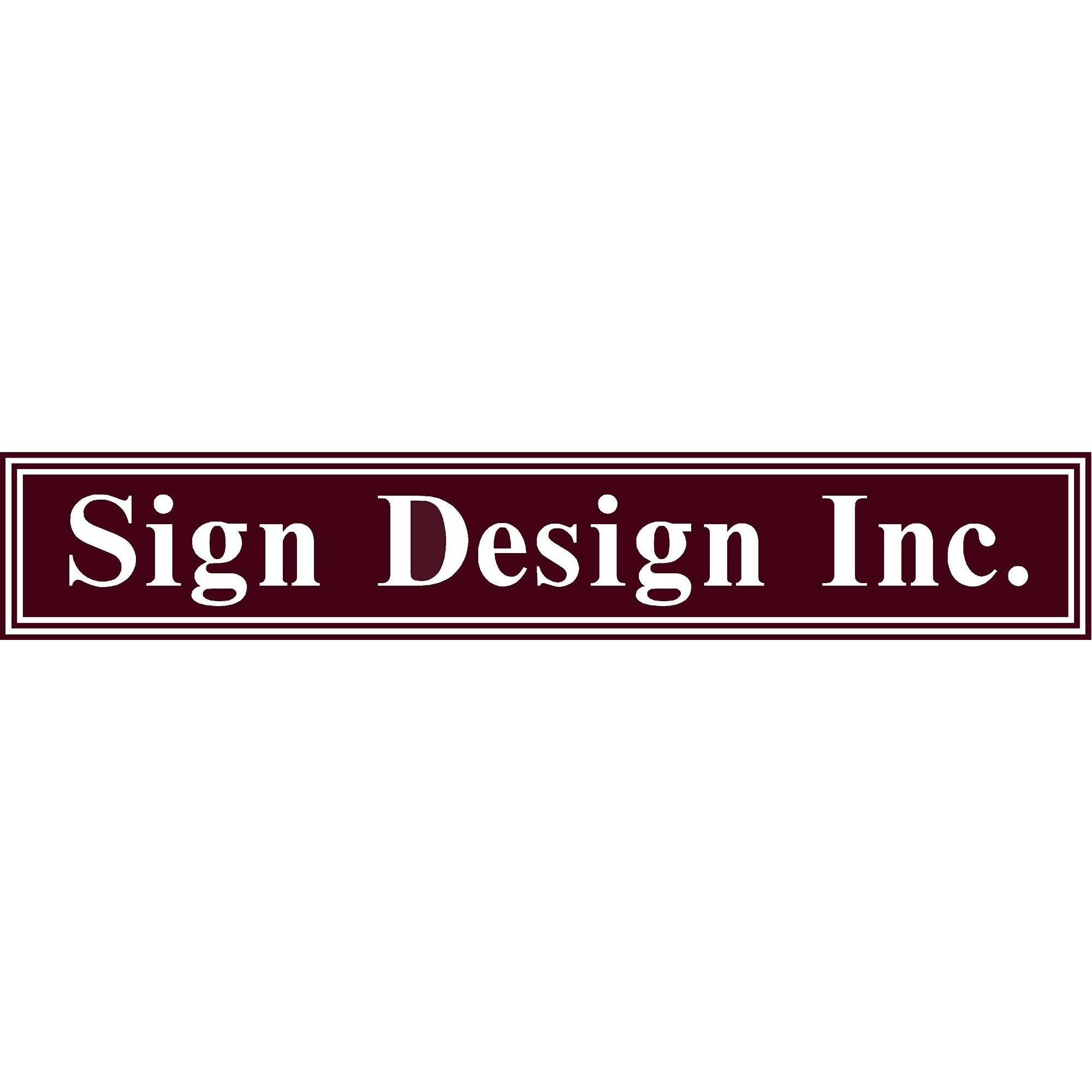 Sign Design Inc.