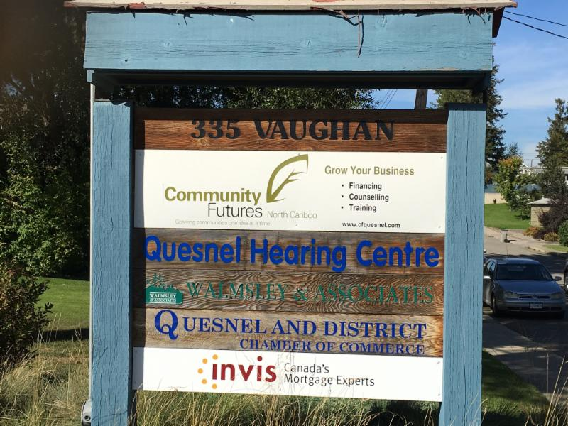 Quesnel Hearing Centre in Quesnel